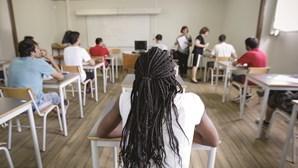 Faltaram mais alunos aos exames nacionais do que o ano passado