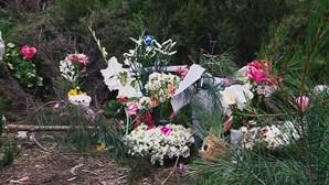 O inferno de Valentina: Local onde o corpo foi abandonado transformou-se num memorial