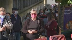 Reabertura do Mercado Municipal de Ovar provoca enchentes