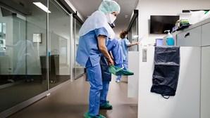 Seis mortos e 325 infetados por coronavírus nas últimas 24 horas em Portugal
