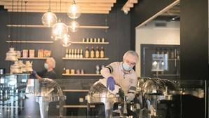 Restaurantes abrem já segunda-feira com fortes limitações