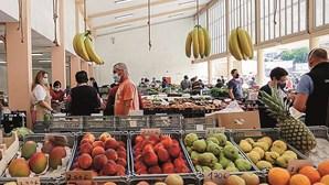 Mercado em Ovar abre portas com novas regras