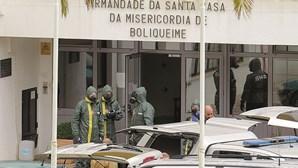 Idosa de 90 anos morre no hospital com covid-19 no Algarve