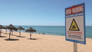 Praias vão ter sala de isolamento