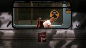 Trabalhadores do Metro de Lisboa admitem greve se negociações salariais falharem