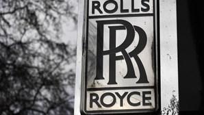 Fabricante Rolls-Royce prevê suprimir nove mil postos de trabalho