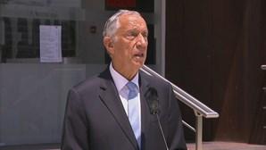 """""""Tem sido uma almofada"""": Marcelo defende continuação do layoff se houver disponibilidade financeira do Governo"""