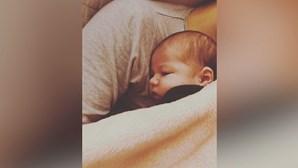 Mãe infetada com coronavírus esteve 17 dias sem ver o filho recém-nascido