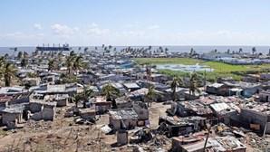 Tempestade Eloise atinge categoria de ciclone antes de atingir cidade da Beira em Moçambique