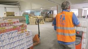 Pedidos de ajuda à Rede de Emergência Alimentar aumentam em setembro, diz presidente do Banco Alimentar