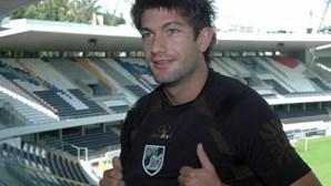 Ex-futebolista do Vitória de Guimarães morre aos 38 anos
