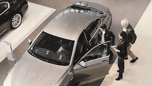 Abertura de stands reanima mercado automóvel