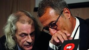 António Mexia e Manso Neto explicam milhões ao juiz