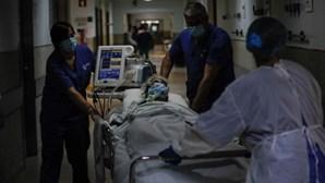 25 mortos e 365 infetados por coronavírus nas últimas 24 horas em Portugal