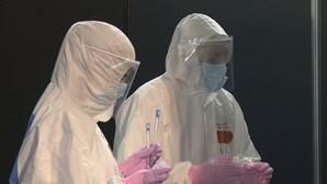 Cabo Verde já investiu 1,1 milhões em 39 mil testes rápidos e de virologia ao novo coronavírus
