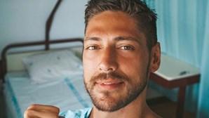 Nova infeção afasta Ângelo Rodrigues dos palcos