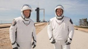 Mau tempo adia voo histórico da NASA