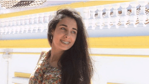 Beatriz Lebre, a jovem de 23 anos que morreu às mãos do colega de mestrado que a perseguia