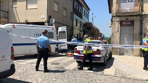 Mulher morre atropelada por camião em Braga