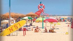 Algarve tem 110 praias com capacidade para receber mais de 200 mil banhistas