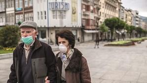 Pensão média subiu 32,70 euros em cinco anos
