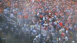 Cerimónia curta e restrita marca os 35 anos da tragédia de Heysel