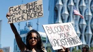 Movimento antifascista convoca manifestação junto à embaixada dos EUA em Lisboa