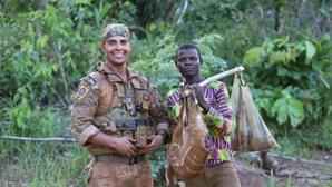 Militares portugueses protegem população de máfias na República Centro-Africana