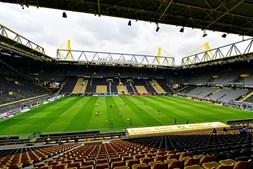 Mais de seis milhões de telespetadores assistiram ao regresso da Liga alemã de futebol