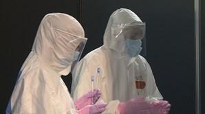 Testes ao coronavírus