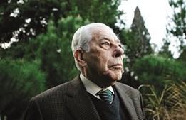 Gonçalo Ribeiro Telles, mestre de várias gerações de arquitectos paisagistas