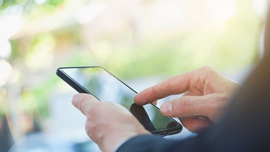 Aplicação para telemóvel