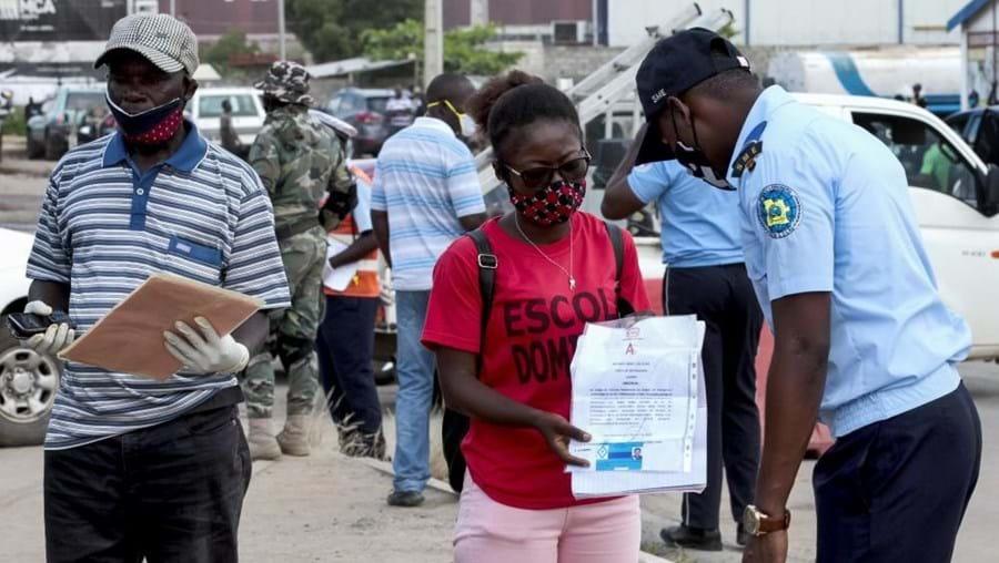 Angola já registou 107 mortes por Covid-19