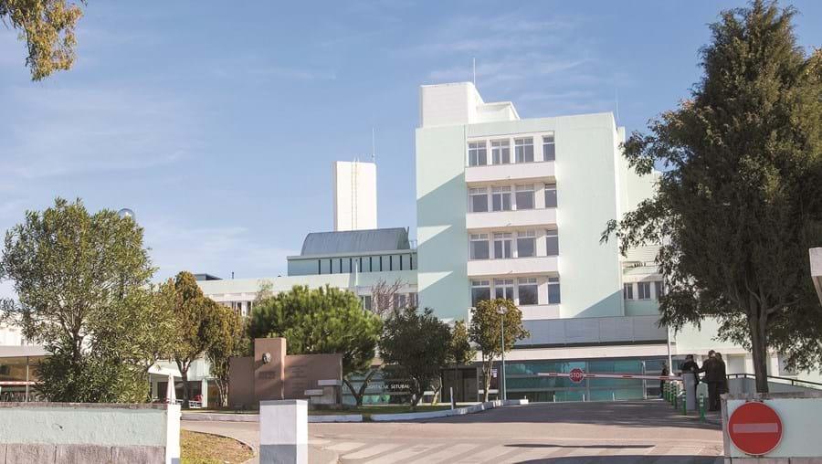 Hospital São Bernardo, em Setúbal