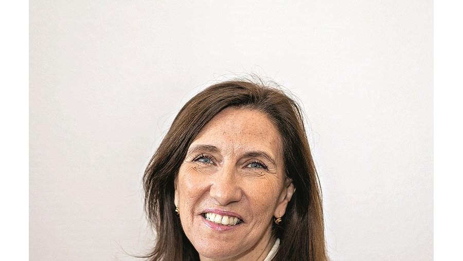 A especialista Maria Filomena Gaspar
