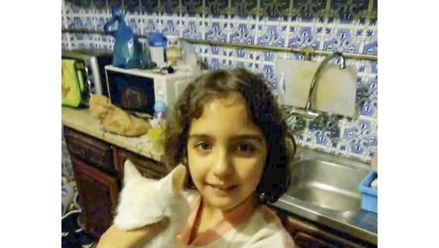 Valentina de 9 anos