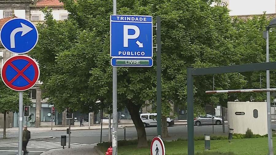 Parques de estacionamento do Porto