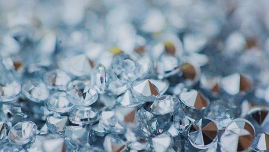 Diamantes - imagem ilustrativa