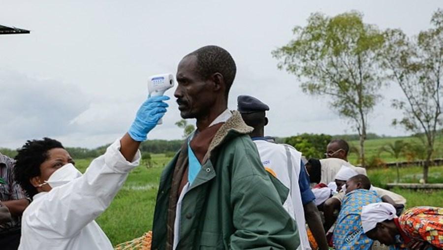 Coronavírus África