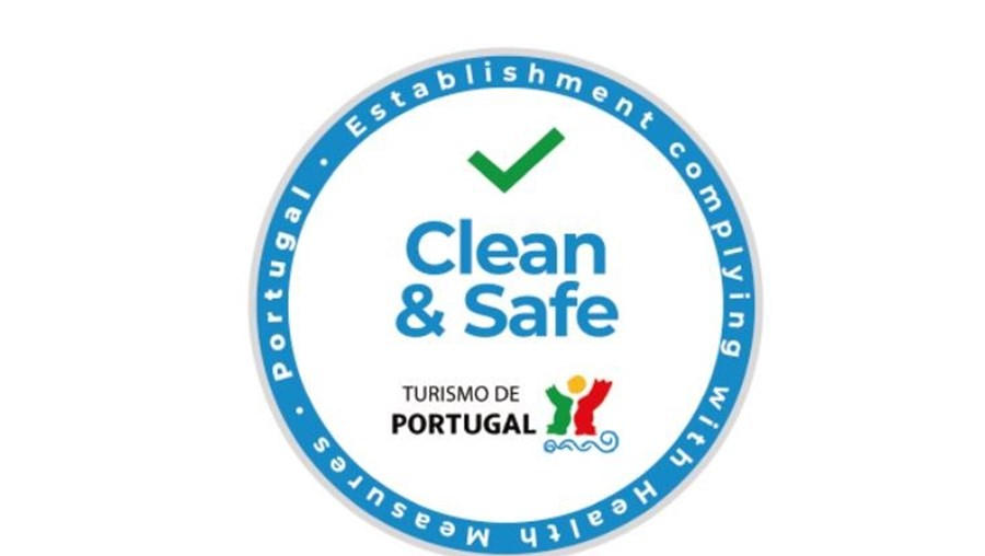 Selo 'Clean & Safe'