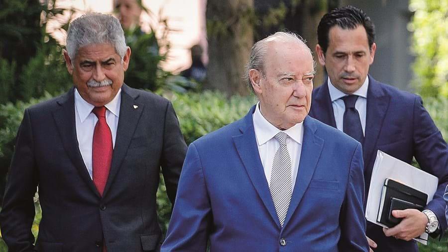 Luís Filipe Vieira e Pinto da Costa, presidentes de Benfica e FC Porto, têm deixado claro a Pedro Proença (presidente da Liga) as suas exigências