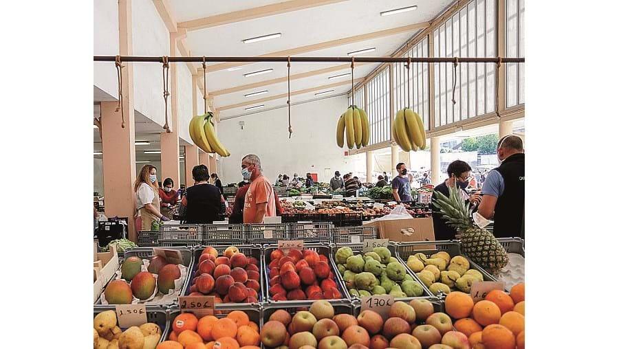Mercado em Ovar