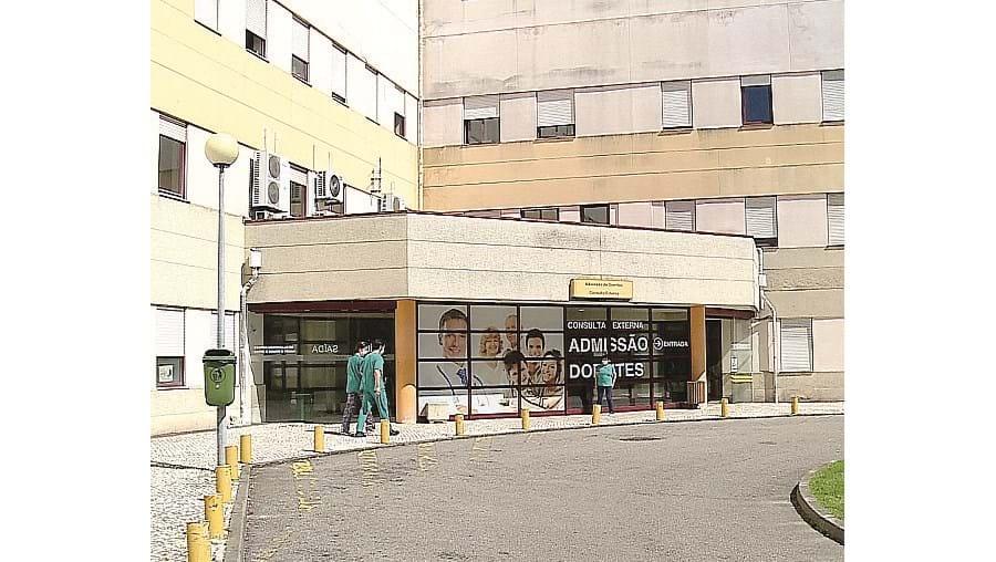 Hospital de São Sebastião, em Santa Maria da Feira