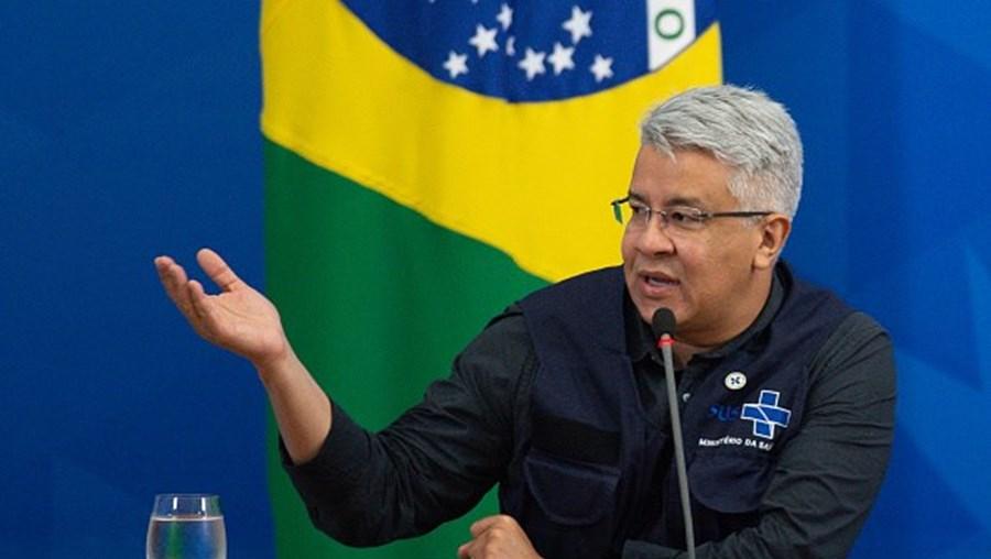 Secretário de Estado de Vigilância em Saúde, Wanderson de Oliveira
