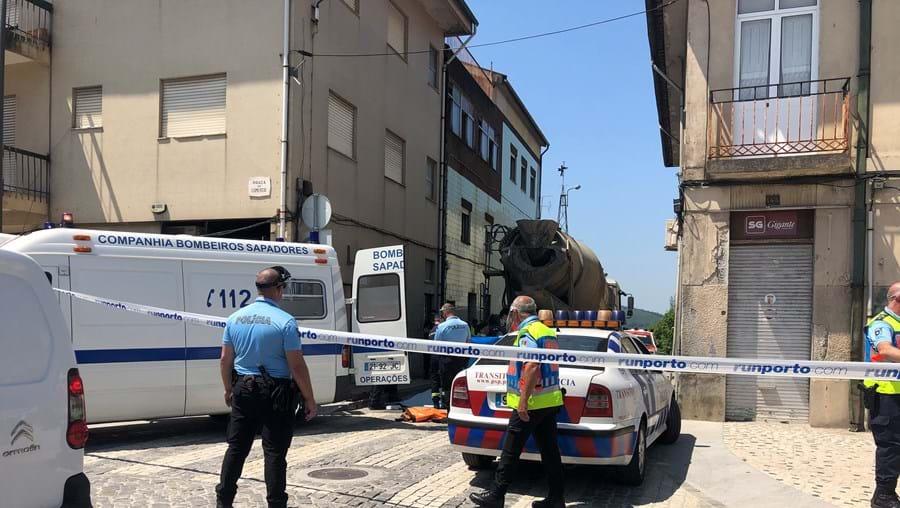Mulher com cerca de 70 anos morreu esta quinta-feira atropelada junto ao Mercado Municipal de Braga