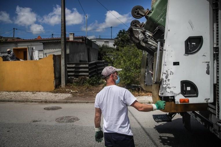 Menos cantoneiros recolhem mais lixo num esforço contínuo em Loures e Odivelas