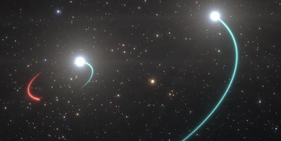 Buraco negro mais próximo do Sistema Solar que se conhece