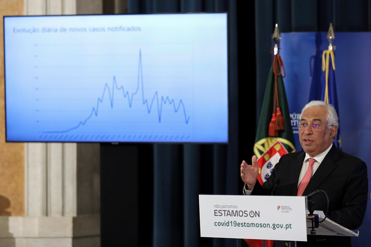 António Costa medidas reabertura economia