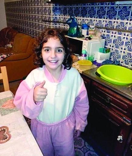 Valentina foi assassinada pelo pai e pela madrasta. Esteve  várias horas a agonizar