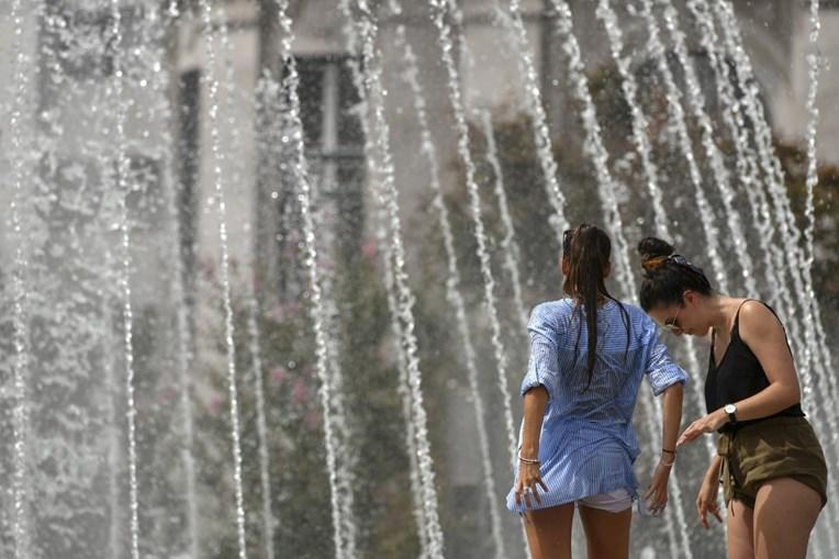 Dia de calor em Braga